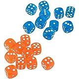 B Blesiya 約20枚 6面ダイス サイコロ 骰子 カップゲーム用