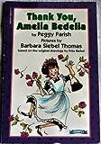 Title: Thank You Amelia Bedelia