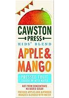 Cawston Press Kids Apple & Mango M/P 3 x 200 ML (order 6 for trade outer) / CawstonプレスキッズアップルWWWWマンゴーM / P 3× 200 ML (商品アウターため6 )