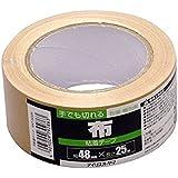 アイリスオーヤマ 布テープ 幅48mmX長さ25m NNT-5025
