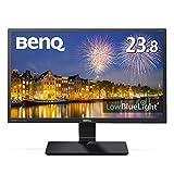 BenQ モニター ディスプレイ GW2470HL 23.8インチ フルHD AMVA+ スリムベゼル HDMI2系統,VGA端子 ブルーライト軽減Plus