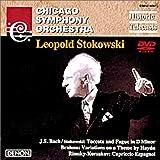 シカゴ交響楽団と歴史的巨匠たち-3 ストコフスキー [DVD]