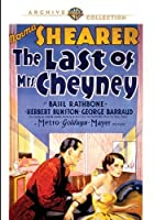 Last of Mrs. Cheyney, The by Basil Rathbone