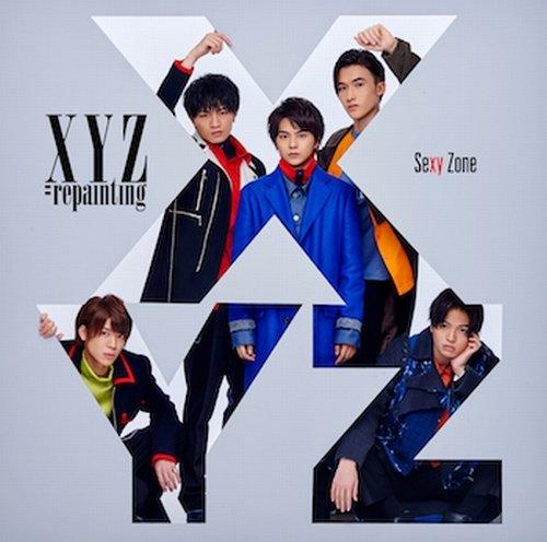 【早期購入特典あり】XYZ=repainting(通常盤)(『XYZ=repainting』オリジナルクリアファイル(A4サイズ)付き)