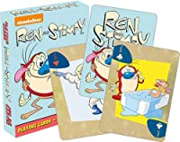 Aquarius Ren & Stimpy Playing Cards