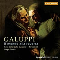 Il Mondo Alla Roversa (Sung in Italian)