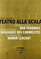 Opera Exclusive: Teatro Alla Scala [DVD] [Import]