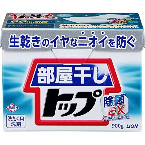 ライオン『部屋干しトップ 除菌EX』