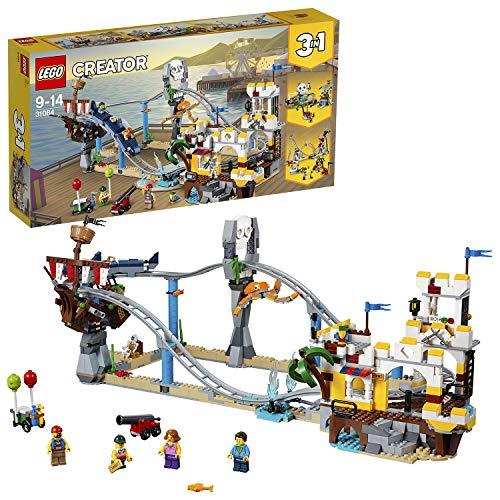 レゴ クリエイター 31084 ローラーコースター