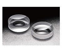 球面両凹レンズ BK7 φ20mm 焦点距離 -19.7mm