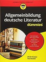 Allgemeinbildung deutsche Literatur fur Dummies