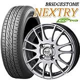 13インチ 4本セット 低燃費タイヤ&ホイール ブリヂストン(BRIDGESTONE) NEXTRY 155/65R13 ジャパン三陽