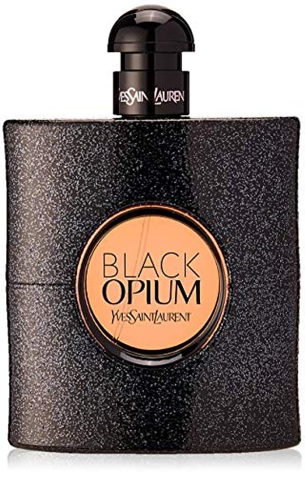 フィラデルフィア減少生態学イヴサンローラン Black Opium Eau De Parfum Spray 90ml [海外直送品]