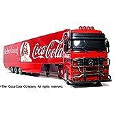 コカ・コーラとベンツの正規Wライセンス  ラジコントラック RCコカ・コーラベンツトレーラー