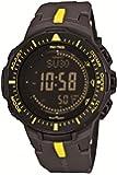 [カシオ]CASIO 腕時計 PRO TREK Triple Sensor Ver.3 ソーラーモデル PRG-300-1A9JF メンズ