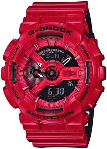 5b7e42ff66 [Casio] CASIO watch G-Shock Punching Pattern Series Ga – 110lpa – 4ajf