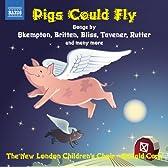 「ブタが飛べた」20世紀の児童合唱集