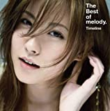 The Best of melody.~Timeline~ 初回限定盤 CD+DVD 画像