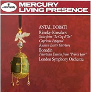 Dorati Conducts Rimsky-Korsakov & Borodin
