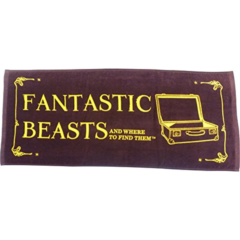 FANTASTIC BEASTS ファンタスティック?ビースト フェイスタオル