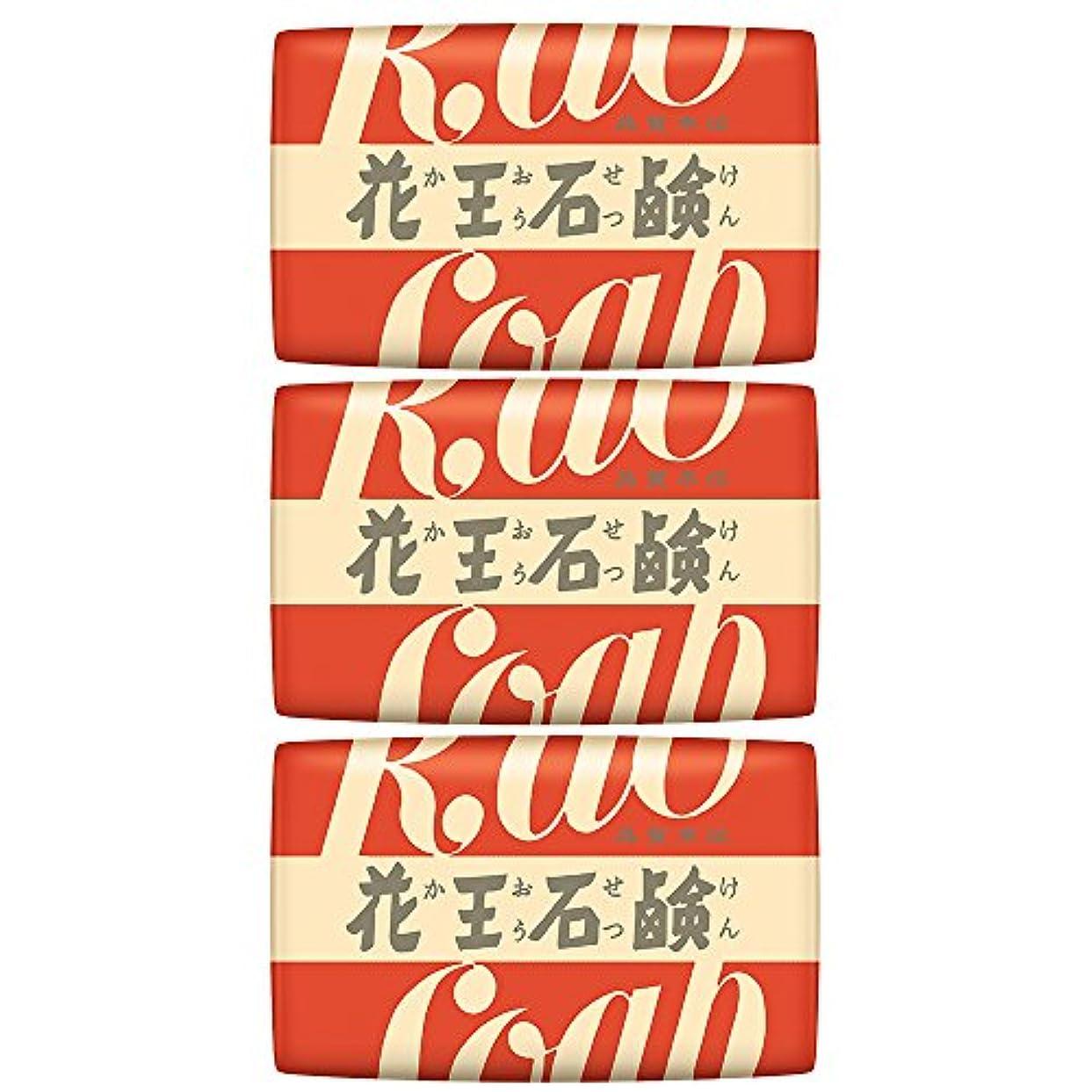 拍車ジャム人工花王ホワイト バスサイズ 3コパック 復刻デザインパッケージ