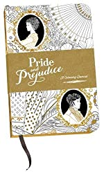 Pride and Prejudice: A Colouring Journal (A Colouring Classic)