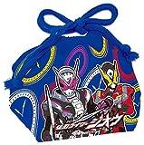 小森樹脂 ランチ巾着 ブルー 17.5xH165xマチ11.5cm 仮面ライダージオウ