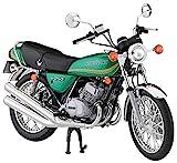 ハセガワ 1/12 バイクシリーズ カワサキ KH250-B3/B5 プラモデル BK8