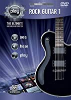 Alfred's PLAY Series Rock Guitar: Volume 1 [DVD] [Import]