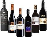 デイリーワイン チリ&オーストラリア赤ワイン6本セット 750ml×6本 [チリ/赤ワイン/辛口/ミディアムボディ/6本]