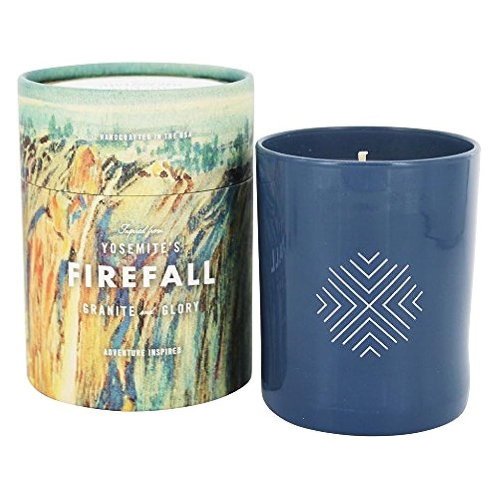 アートニュージーランド私の倫理Supply Co。有機Scented Candle |ヨセミテのFirefall