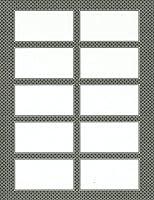 """Gartner Studios ®グレービジネスカード、31/ 2"""" x 2インチ、250のパック"""