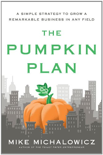 Book List - The Pumpkin Plan