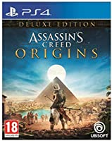 Assassin's Creed: Origins - Deluxe Edition (PS4) (輸入版)