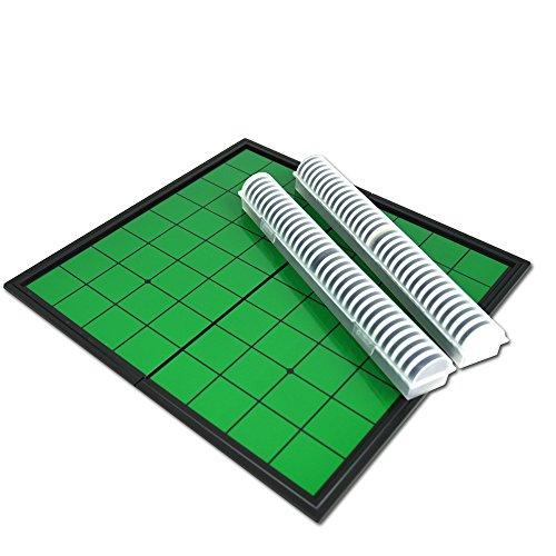 LUCINA ボードゲームの王様!! マグネット 折り畳み式 オセロ リバーシ