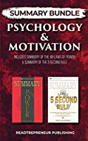 Summary Bundle: Psychology & Motivation - Readtrepreneur Publishing: Includes Summary of The 48 Laws of Power & Summary of The 5 Second Rule