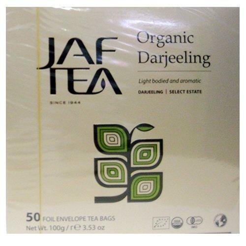 JAF TEA オーガニック ダージリン 2gX50