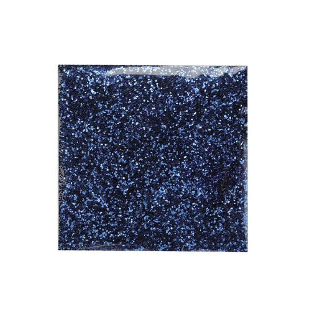 ドリンク浸漬メッセンジャーピカエース ネイル用パウダー ピカエース ラメメタリック M #536 ブルー 2g アート材