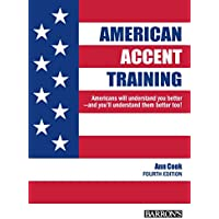 American Accent Training With Audio (English Edition)
