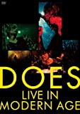 LIVE IN MODERN AGE [DVD]