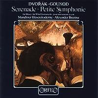 管楽セレナード ニ短調Op.44  (Dvorak, Antonin; Gounod, Charles: Blaserserenade, Petite Symphonie)