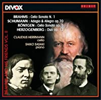 Brahms and His Friends Vol. II (2011-09-27)