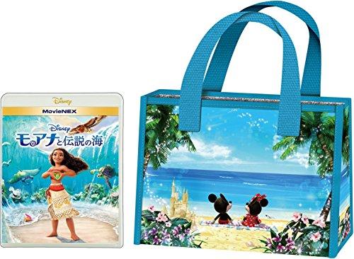 【早期購入特典あり】 モアナと伝説の海 MovieNEX 限定クーラートート付き [Blu-ray]