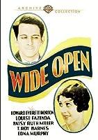 Wide Open [DVD]