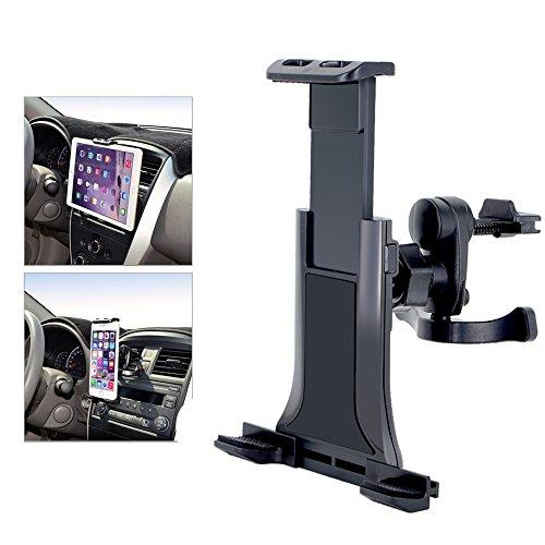 車載ホルダー タブレット エアコン ipad スマホスタンド...