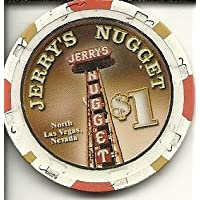 $ 1 Jerry 'sナゲットラスベガスカジノチップタワー