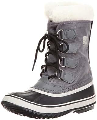 [ソレル] SOREL Winter Carnival NL1495-F14 035 (Pewter, Black/6)