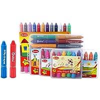 【ノーブランド 品】クレヨン ペン ワックスクレヨン 描画ペン 子供 創造活動 贈り物 6色