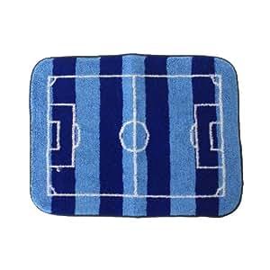 SFIDA(スフィーダ) サッカーコートミニタオル OSF-TW01 ブルー Fサイズ