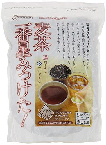 丸菱 麦茶一番星みつけた 30包入